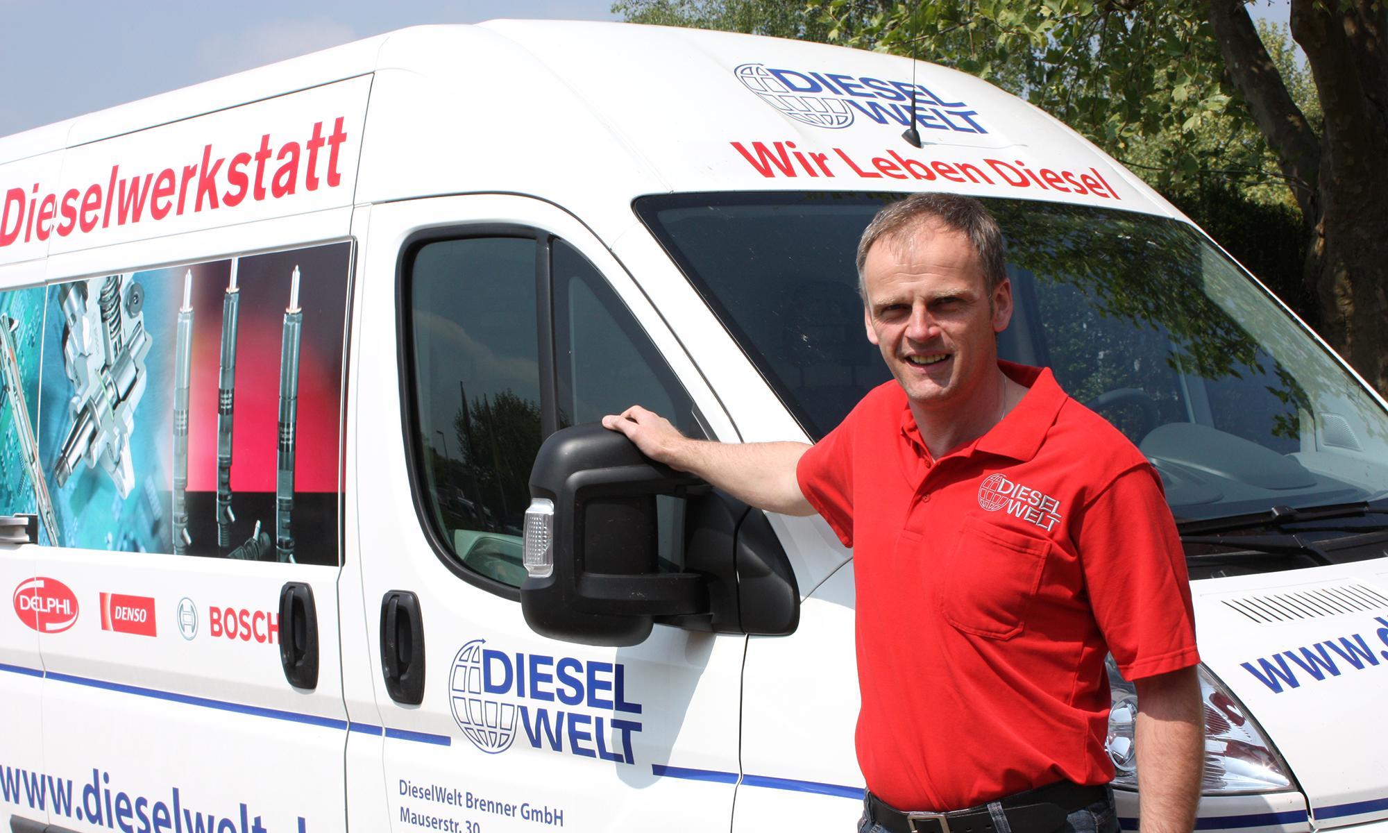 DieselWelt Brenner GmbH