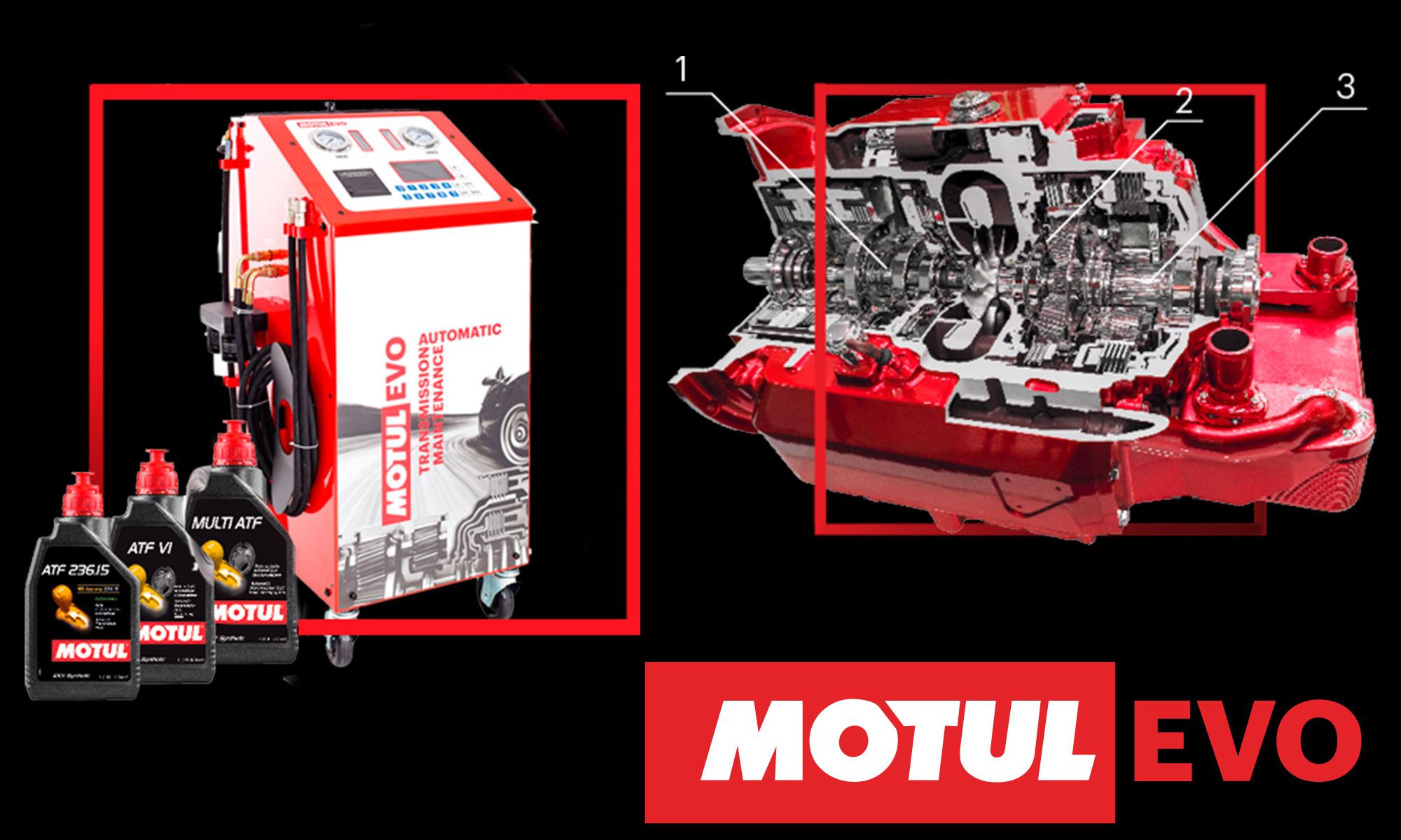 Motul Getriebe